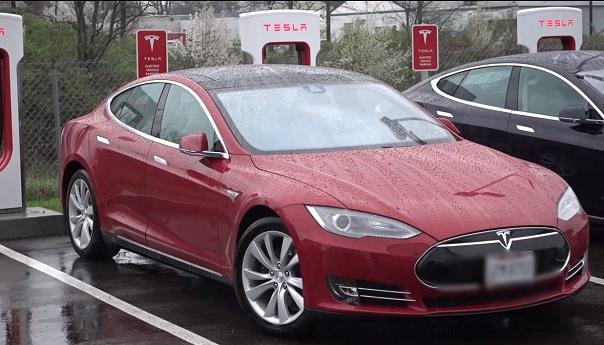 Tesla Model 3 2017-2018