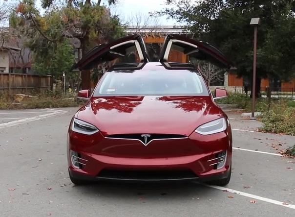 Tesla Model X 2016-2017