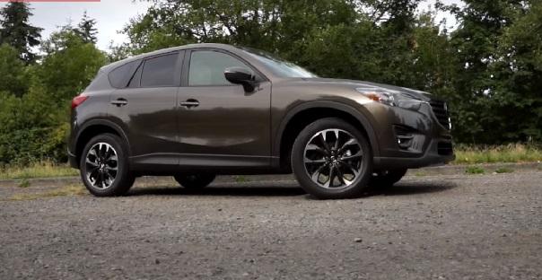 Mazda CX-May 2016