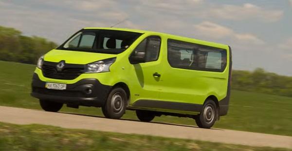 Renault Trafic 2016-2017