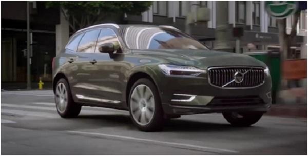 Volvo XC60 2017.