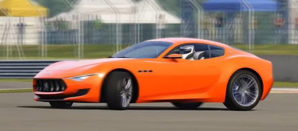 Maserati Alfieri 2020.