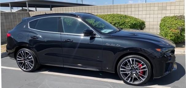 Maserati Levante 2020.