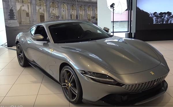 Ferrari Roma 2020..