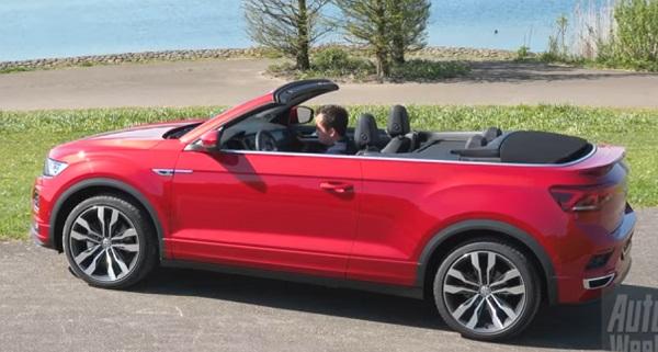 Volkswagen T-Roc Cabriolet...