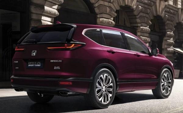 Honda Breeze 2020.... - world best car | world best car