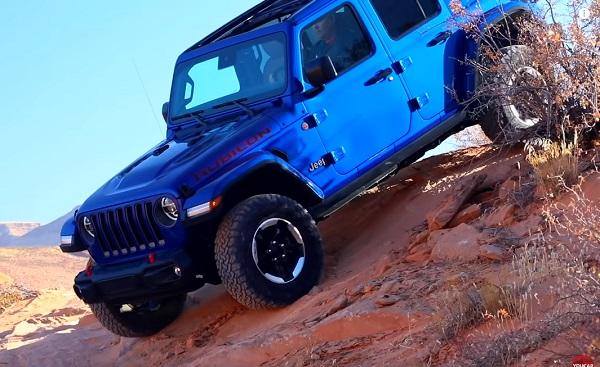 Jeep Wrangler Rubicon 2021...