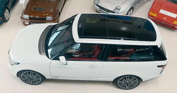Range Rover Adventum Coupe 2020