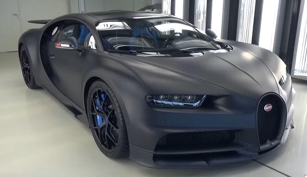 Bugatti Veyron 2020.