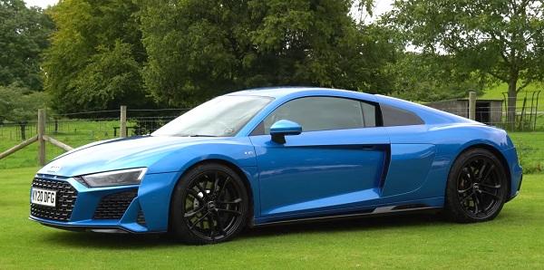 Audi R8 RWD 2020.