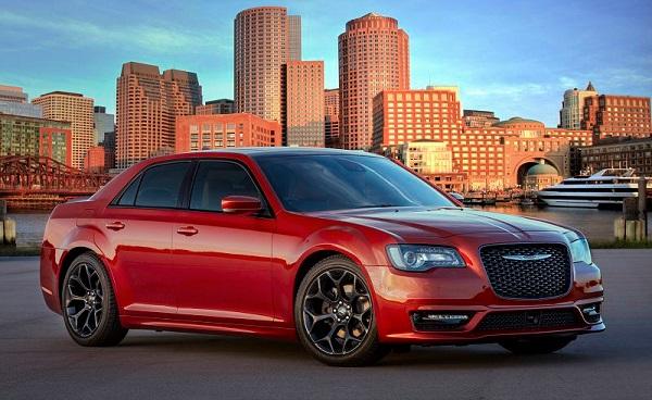 Chrysler 300 2021.