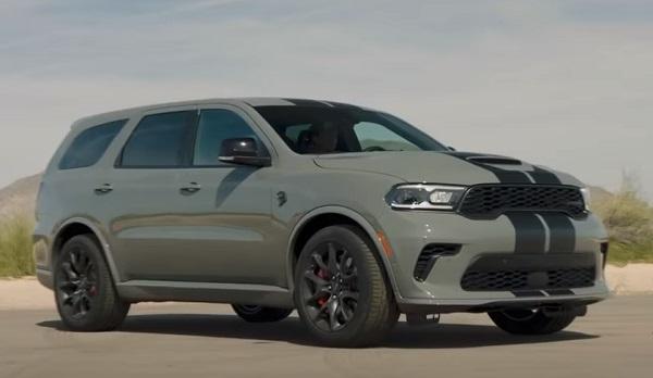 Dodge Durango 2021.