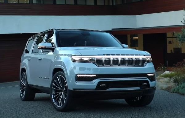 Jeep Grand Wagooner 2022.