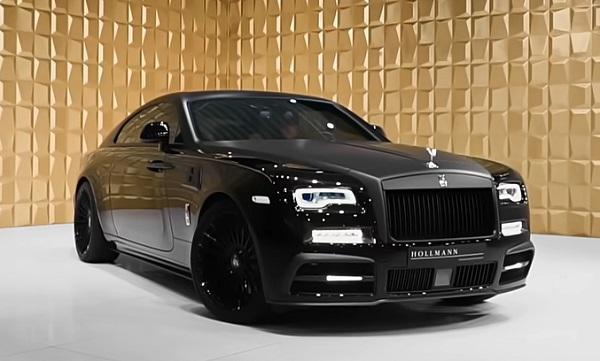 Rolls Royce Wraith 2020 2021.