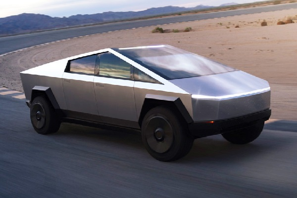 Tesla Cybertruck 2021 2022.