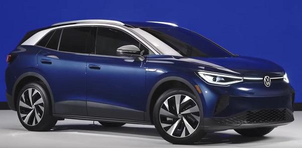 Volkswagen ID.4 2021.