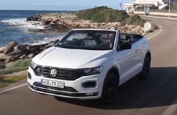 Volkswagen T-Roc 2021.