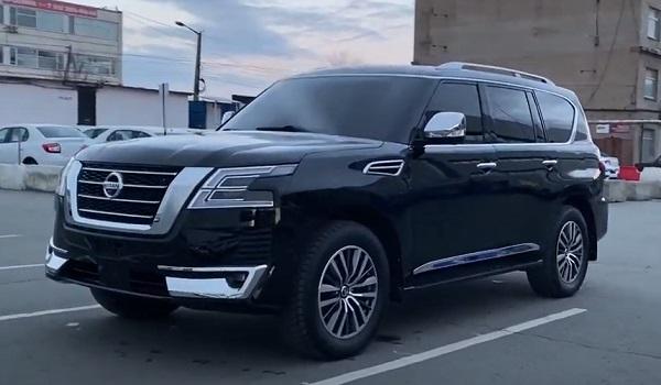nissan patrol 2021. - world best car | world best car