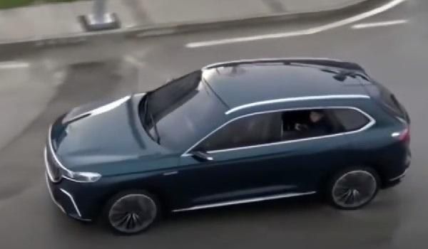 TOGG C-SUV 2021.
