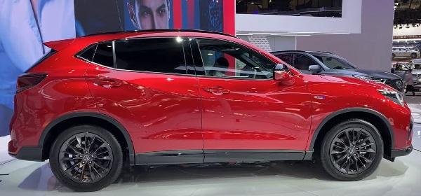 Acura CDX 2021.