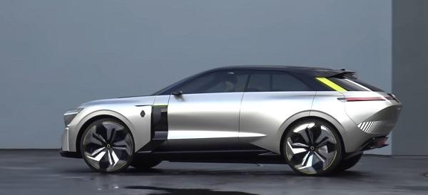 Renault Morphoz 2021.
