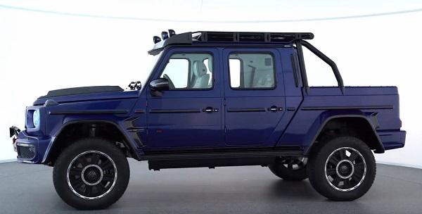 BRABUS 800 Adventure XLP 2021.
