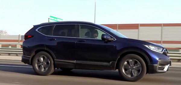 Honda BR-V 2021.