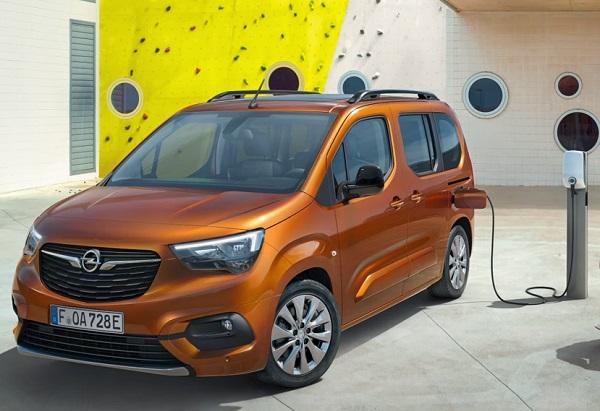 Opel Combo-e Life 2021.