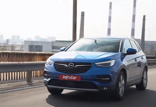Opel Grandland X 2021.