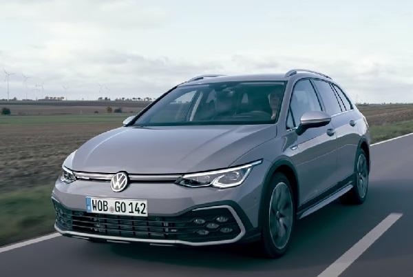 VW Golf Variant/Alltrack 2021.