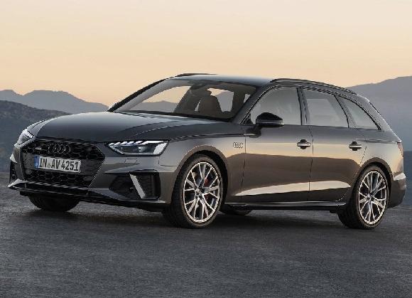 Audi A4 Avant 2021.