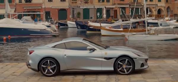 Ferrari Portofino M 2021.