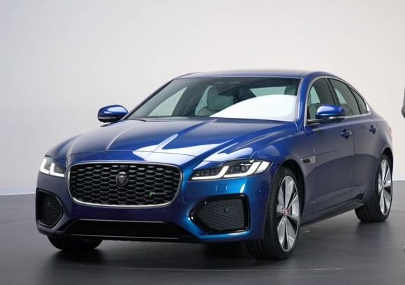 Jaguar XF 2021.