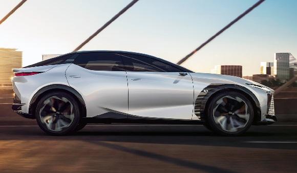 Lexus LF-Z Electrified 2025.