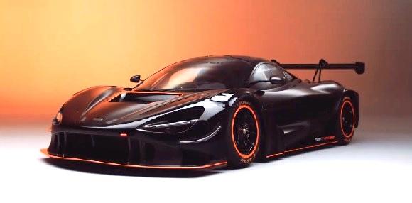 McLaren 720S GT3X 2021.