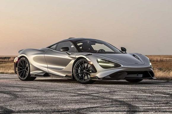 McLaren 765LT 2021.