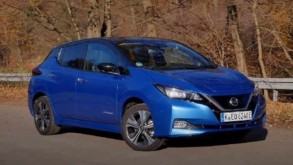 Nissan Leaf 2022.