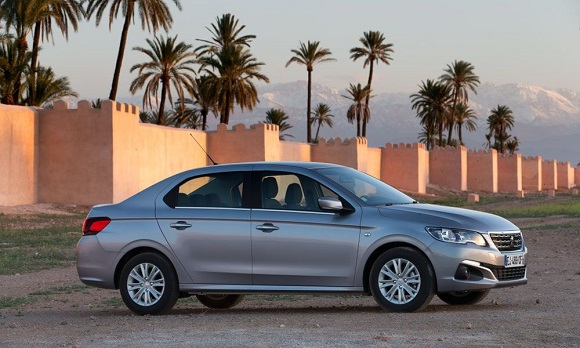 Peugeot 301 2021.