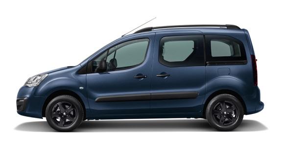 Peugeot Partner Crossway 2021.