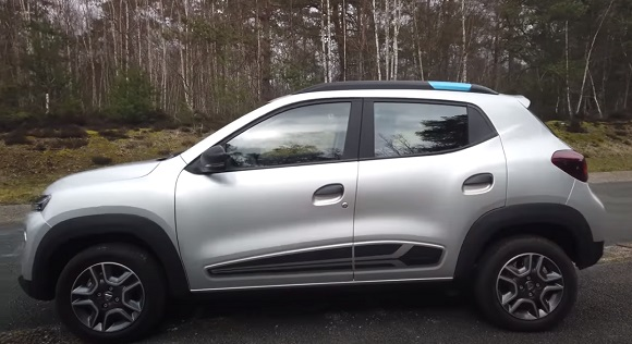 Renault Dacia Spring 2021.