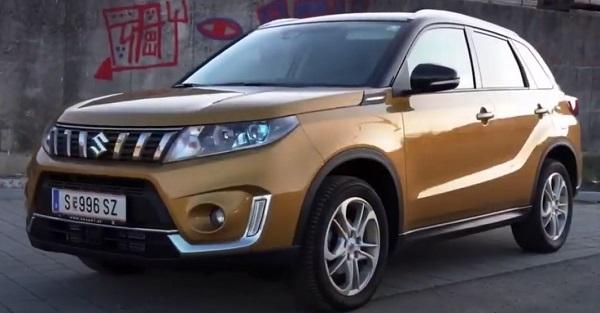 Suzuki Vitara 2021.