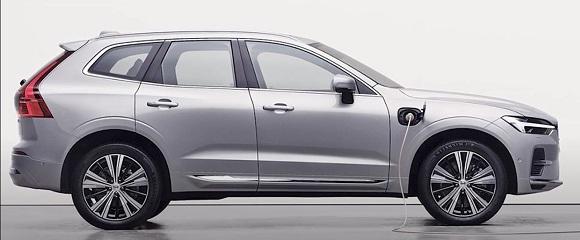 Volvo XC60 2022.
