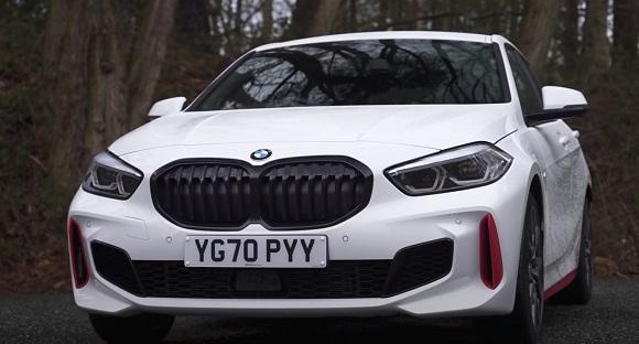 BMW 128ti 2021.