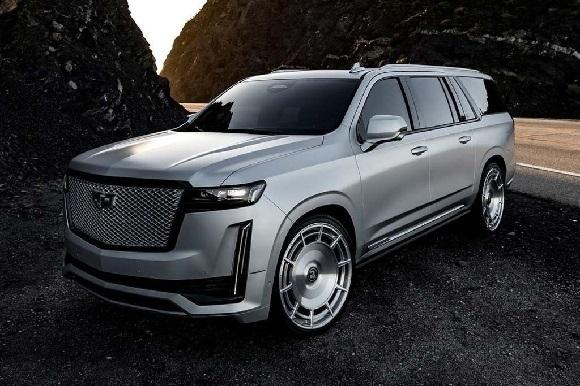 Cadillac Escalade ESV 2021.
