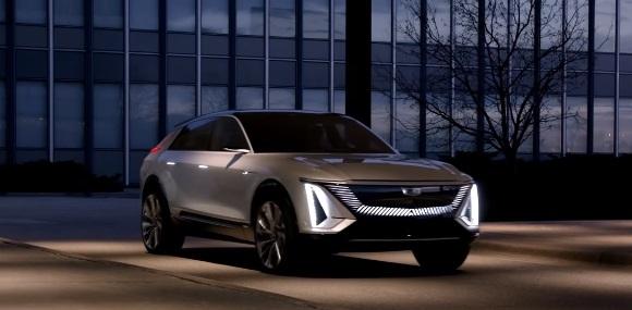 Cadillac Lyriq Super Luxury 2022.
