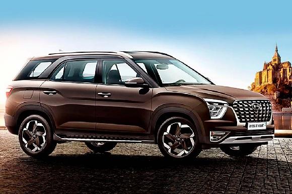 Hyundai Alcazar 2021.