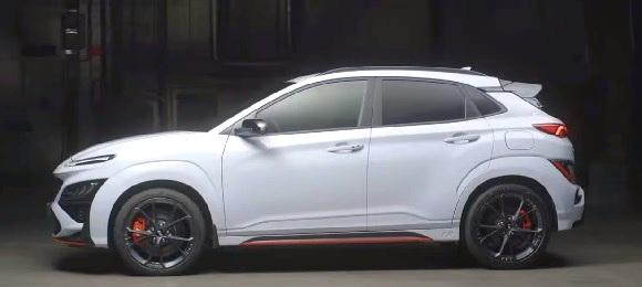 Hyundai Kona N 2021.