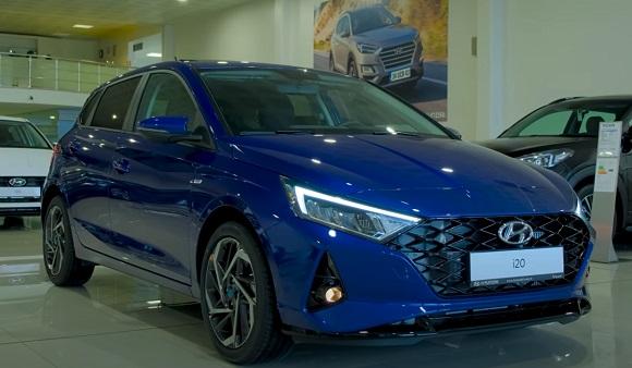 Hyundai i20 2021.