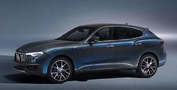 Maserati Levante Hybrid 2021.