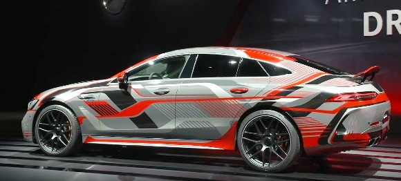 Mercedes-AMG GT 73 2022.